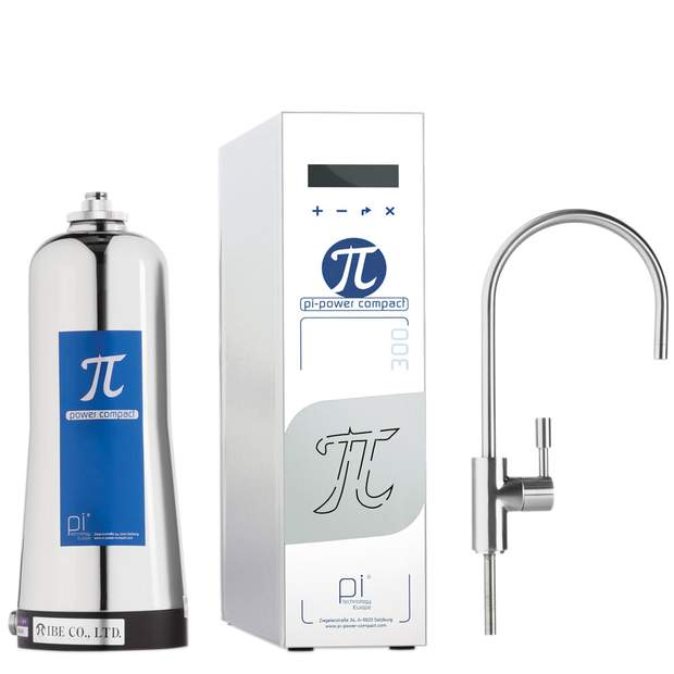PI®-Power-Compact SPECIAL 300 Direct-Flow-Osmoseanlage max. 2,0 Liter/Minute